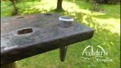 Самодельная наковальня от адвоката Егорова DIY homemade anvil