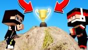 Кто Будет Первым? Царь Горы в Майнкрафт!