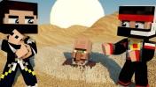Спасательный отряд мистика и лаггера #4 [Пиратские приключения 2020 ] Выживание в Майнкрафт