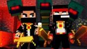 Ниндзя-Лаггер 3 [Пиратские приключения 2020 ] Выживание в Майнкрафт