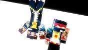 Наркоман с палкой - [Прятки] - Minecraft/Майнкрафт