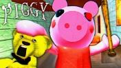 СБЕЖАЛ от СВИНИНЫ ПИГГИ в РОБЛОКС !!! ФНАФ ПЛЕЙ ПРОТИВ СВИНЕЙ Piggy Roblox !!!