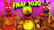 FNAF 2020 ОЧЕНЬ СТРАШНЫЕ КРОВАВЫЕ СПРИНГ АНИМАТРОНИКИ из ФНАФ   ФИНАЛ ИГРЫ и МЕНЮ ЭКСТРА !!!