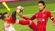 ЧТО ЗА ДИЧЬ ТВОРИТСЯ В FIFA 20? НОВЫЕ ФЕЙЛЫ ИЗ ИГРЫ. Лучшие футбольные видео