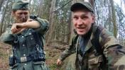Немец потерял в лесу, а я нашел в яме.