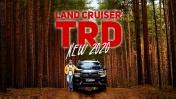 Toyota LAND CRUISER TRD 2020 года. Что нам предлагает Тойота в новом году!