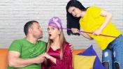 13 смешных пранков для папы и дочки