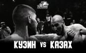 Багдат «Казах» Дюсембаев vs. Кузин Павел