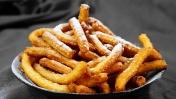 ЧУРРОС | Очень вкусные испанские пончики