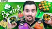 Доставка Bentoki. Онигири, такояки... здоровый японский фаст-фуд