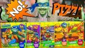 "Пробую ПИЦЦЫ Черепашки Ниндзя (Mutant Ninja Turtles) | ООО ""Провител"""