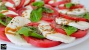 Самый Простой и Вкусный Летний Салат за 1-2 минуты. Салат Капрезе!