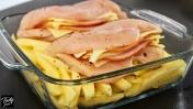 Горячее Блюдо из Картошки и Курицы, Которое Выручит Всегда!