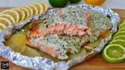 Очень Вкусная Запеченная Рыба в Фольге с Картошкой!