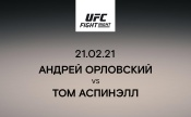 Андрей Орловский vs Том Аспинэлл