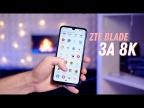 ZTE Blade A7 2019 - что может смартфон за 8 тысяч?