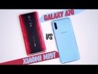 Galaxy A70 vs Redmi K20 (Mi9T) - БИТВА ТОПОВЫХ СМАРТФОНОВ 2019!