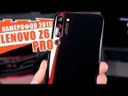 Обзор LENOVO Z6 PRO - топовый КАМЕРОФОН 2019!