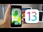 iOS 13 СТОИТ ли УСТАНАВЛИВАТЬ НА iPhone? КАК работает Айфон на айос 13?