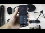 Обзор и тесты Fifine T669 – Лучший Бюджетный USB Микрофон с AliExpress
