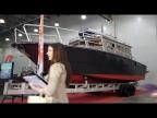 Морской Катер из САРАТОВА за 30 Миллионов. Moscow BoatShow 2020 / Алюминиевый Катер T Rex 40