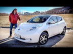 Самый Доступный Электромобиль в России Nissan Leaf. Обзор. Тест. ХОЧУ!