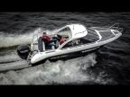 НАШ Катер Phoenix 600ht (СПЭВ) Пол-кабины   каюта   финский пластик. Обзор катера