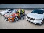 Новый Audi Q3 2020 против Lexus UX, Volvo XC40. Шансы Иксида. Тест сравнение. Игорь Бурцев