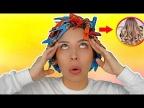 РОСКОШНЫЕ ЛОКОНЫ БЕЗ ПЛОЙКИ!!! З способа (Часть 2) / Tanya StreLove