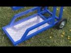 Тележка для сварочного аппарата! Production of welding cart