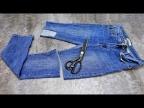 4 потрясающих идей из старых джинсов