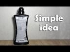 Потрясающе простая идея поделки из пластиковой емкости