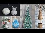 9 идей новогодних поделок. Рождественские поделки