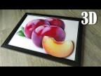 Как сделать объемную картину из плоской картинки. 3D декупаж
