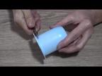 4 поделки из стаканчиков от йогурта