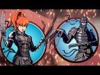 МЭЙ - КАК ОТОБРАТЬ ОРУЖИЕ КОГТИ РЫСИ Shadow Fight 2 ПУТЬ МЭЙ #12