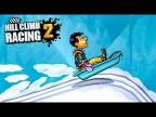 Гонки на САНКАХ ПОПРОБУЙ ДОГОНИ МЕНЯ Hill Climb Racing 2