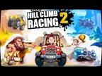 Гонять как Бешеный Hill Climb Racing 2 Тачки, Гонки и Картошкин #1