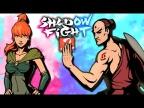 МЭЙ ПРОСТО В ЯРОСТИ видео про Shadow Fight 2 ! Бой с Тенью 2 играем за МЭЙ #7