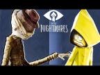 Кошмары Начинаются! Мои Маленькие Кошмары Little Nightmares #1 Маленький Ужастик