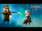 Little Nightmares 2 Охотник Монстр Пытается нас Застрелить! Маленькие Кошмары 2 FGTV