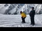 Тирольские горнолыжники