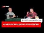 Андрей Дмитриев об идеологии национал-большевизма