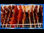 Щука вяленая по-китайски, Снеки из филе щуки в соевом соусе, рецепты из рыбы от fisherman dv 27rus