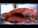 Холодное копчение красной рыбы,быстрая засолка свежей кеты на копчение,рецепты из рыбы!