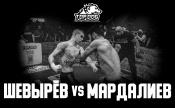 Алисафа Мардалиев vs Валерий Шевырёв