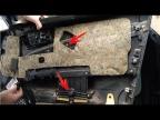 Как снять обшивку двери на Шевроле Эпика. Снимаем дверную карту на Chevrolet Epica.