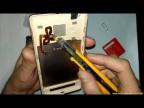 Как снять заднюю крышку на XIAOMI REDMI 3S. Замена сканера отпечатка пальцев.