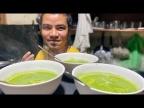 ТОФУ ПАЛАК - Непальская веганская уличная еда