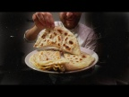 Домашние Кутабы с Тыквой - веганский рецепт